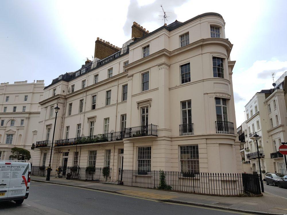 West Halkin St, London