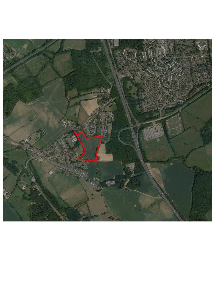 Conley Heath landmark planning decision green belt appeal Woods Hardwick